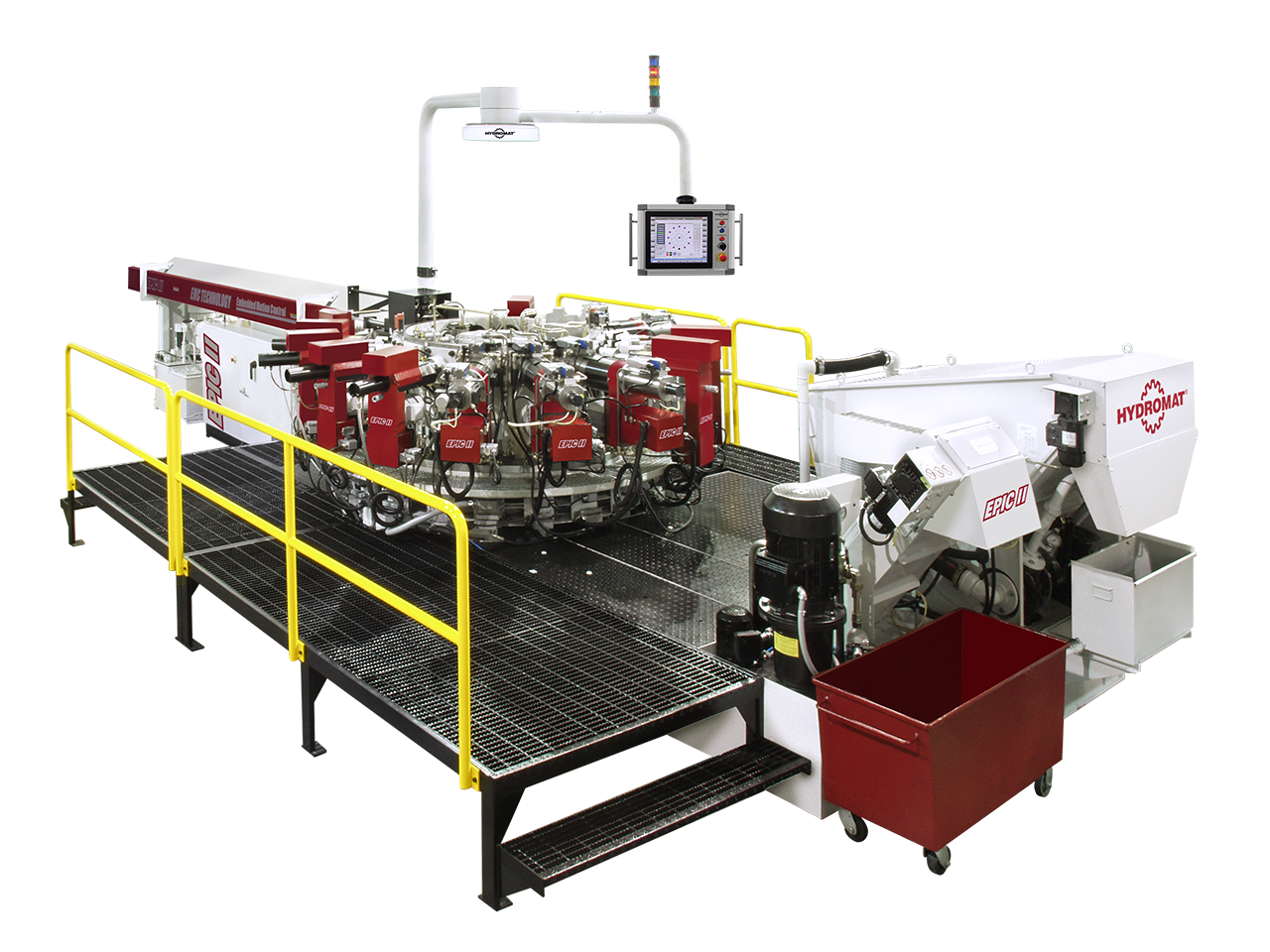 Hydromat EPIC II Rotary Transfer Machines