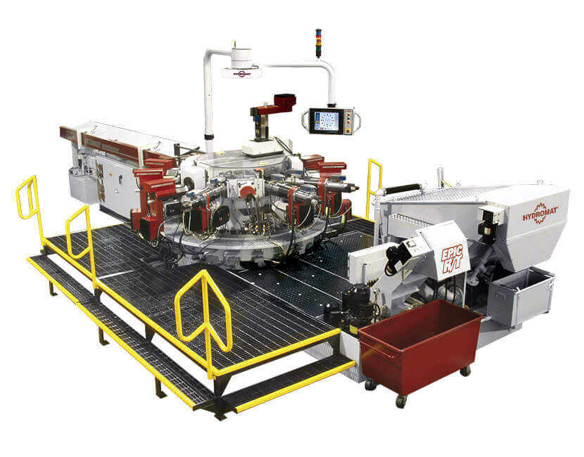 Hydromat EPIC R/T 45-12 Rotary Transfer Machine