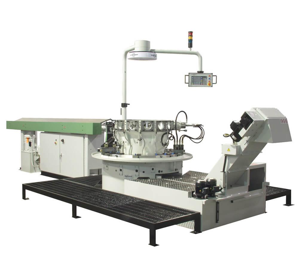 Hydromat Genesis Rotary Transfer Machine chassis