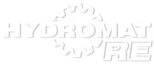 Hydromat RE logo