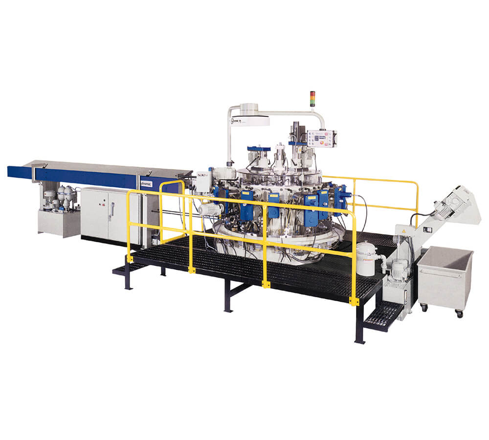 Hydromat HB 32/45-16 Rotary Transfer Machine