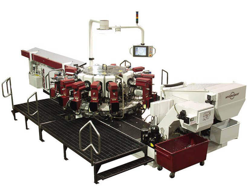 Hydromat EPIC R/T 32/45-16 Rotary Transfer Machine