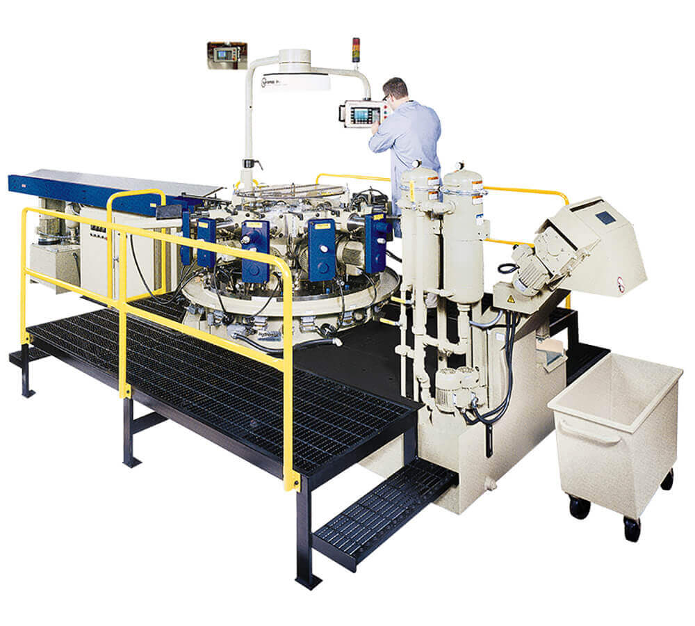 Hydromat HB 45-12 Rotary Transfer Machine