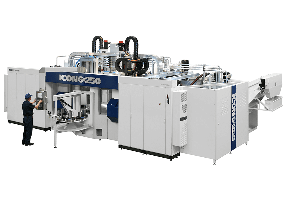 ICON 6-250 Mill/Turn Machine