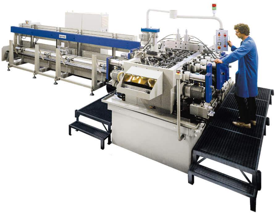 Hydromat Inline Standard 8 Machine