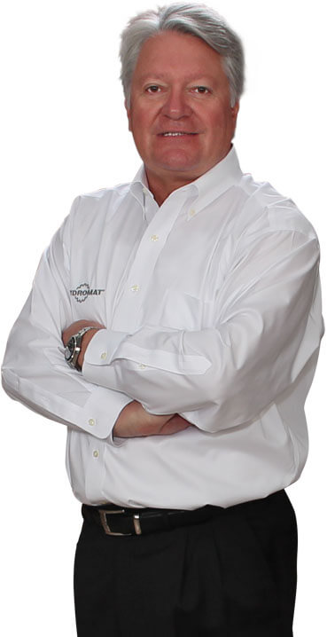 Bruno Schmitter - President/CEO Hydromat