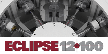 The Eclipse 12-100 rotary transfer machine