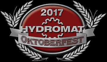 Hydromat Oktoberfest 2017 logo