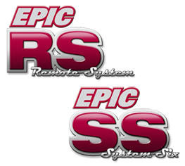 Hydromat Epic RS/SS CNC Add-Ons
