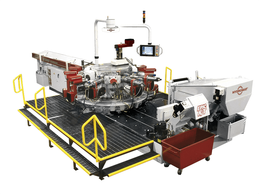 Hydromat EPIC R/T 45-12 Rotary Transfer Machine image