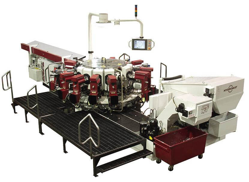 Hydromat EPIC R/T 32/45-16 Rotary Transfer Machine image