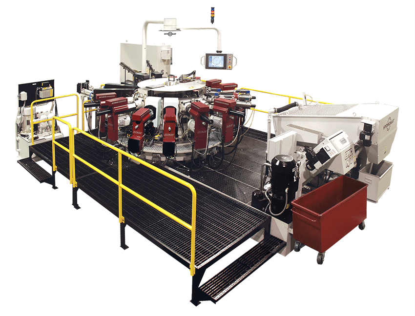Hydromat EPIC HS 16 Indexing Chuck Rotary Transfer Machine image