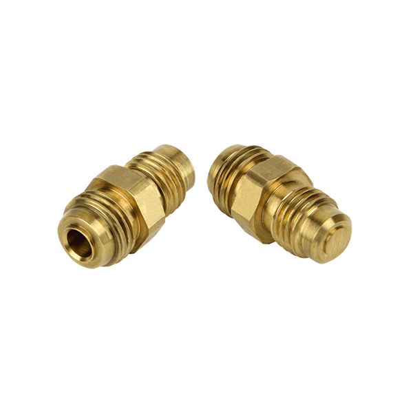 Fittings and Connectors: Brass 360 Hex Bar Stock