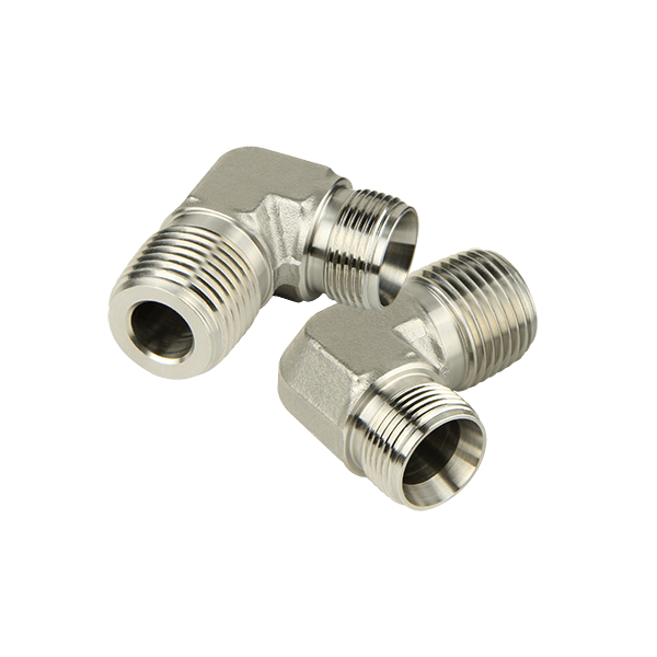 Fittings and Connectors: Stainless Steel 316 Forging