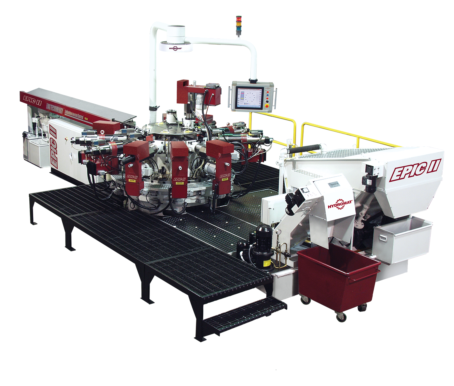 Hydromat EPIC II 25-12 Rotary Transfer Machine image