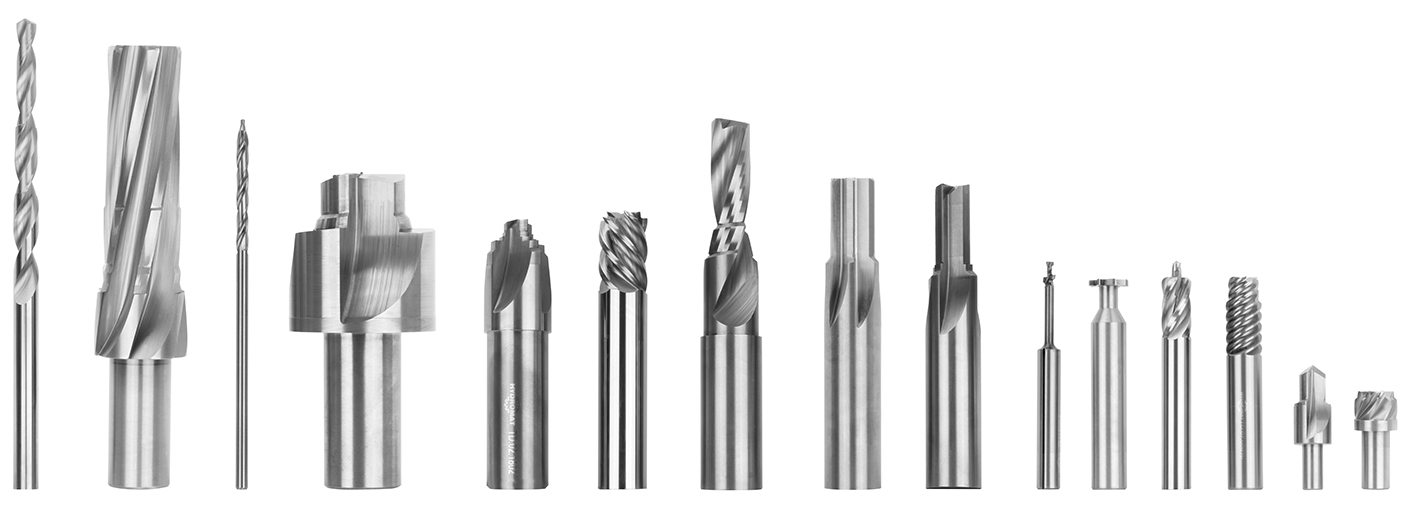 Image of milling bits