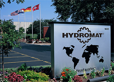 Hydromat Headquarters located in Saint Louis, Missouri