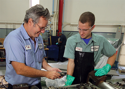 Apprenticeship Program | Hydromat Inc  | Rotary Transfer Precision