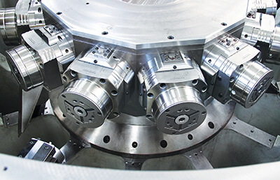 Horizontal Collet Platform